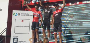 Post de El Sky también domina la Clásica de San Sebastián, ganada por Kwiatkowski