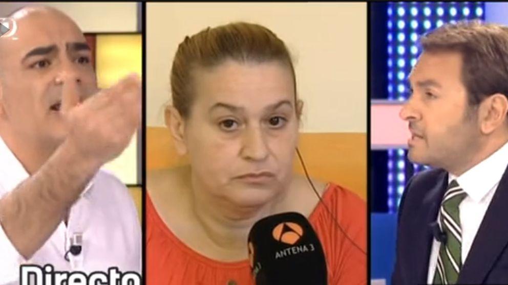 El debate que se les fue de las manos a Nacho Abad y Albert Castillón