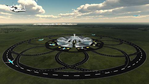 Diseño de pistas de aterrizaje circulares