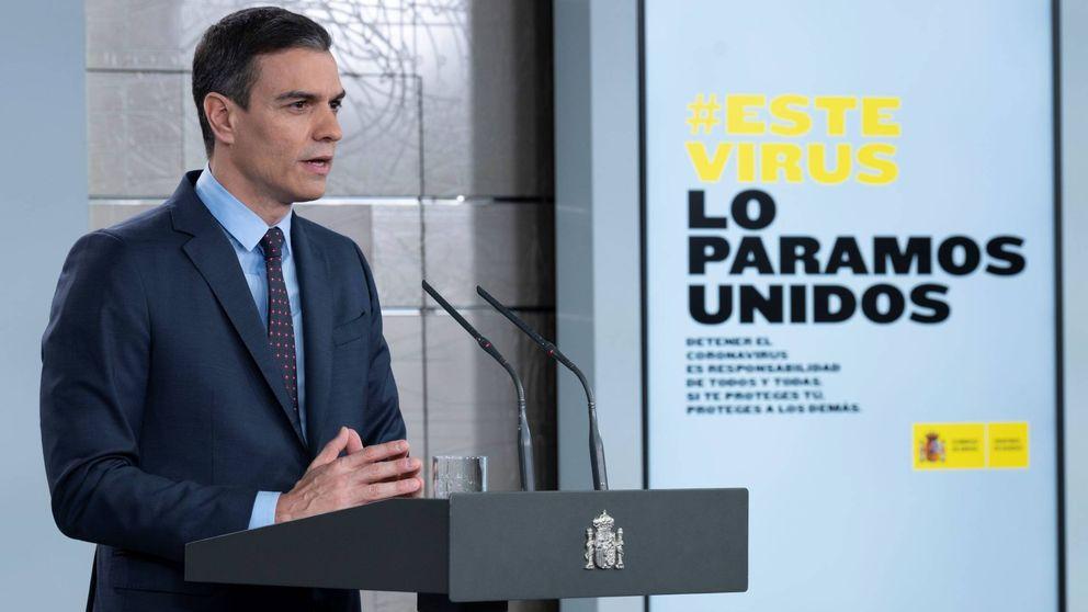 Sánchez pone a la industria a hacer material y avisa de la ola más dura