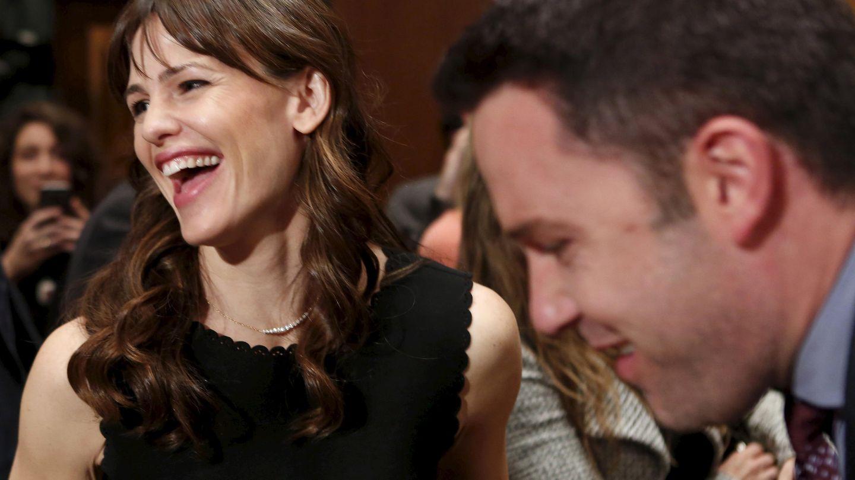 Jennifer Garner y Ben Affleck en una imagen de archivo. (Reuters)