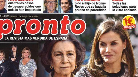 Letizia, Sofía y Marie-Chantal, protagonistas de las revistas