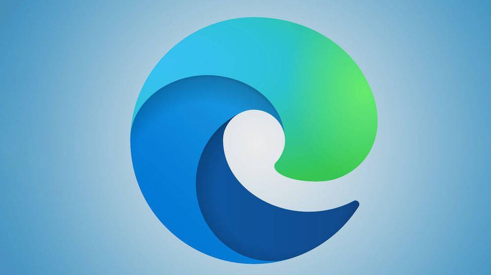Foto: Nuevo logo de Edge Chromium