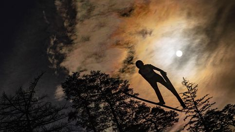 El Campeonato Mundial de Esquí Nórdico y las protestas en Venezuela: el día en fotos