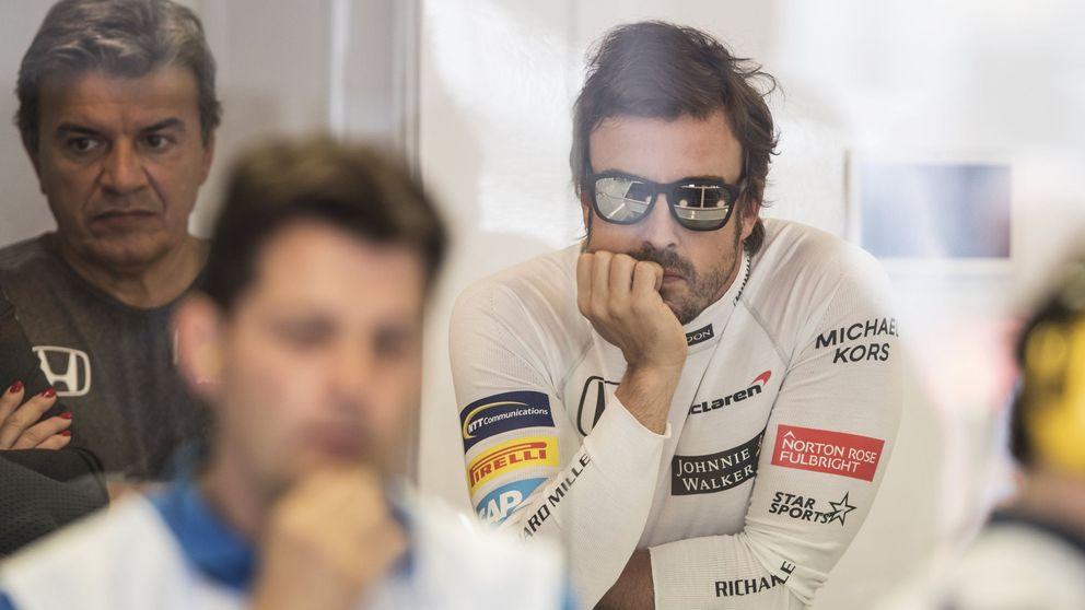 Alonso: Después de 16 años en F1, coger un punto no me iba a cambiar la vida