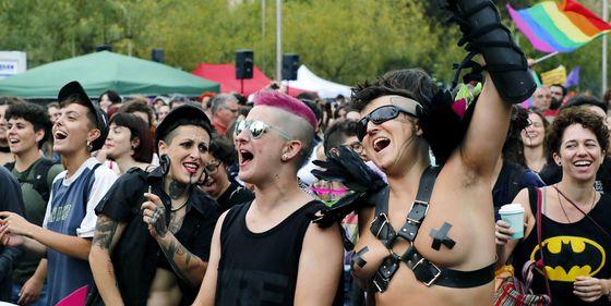 gay barcelona viernes