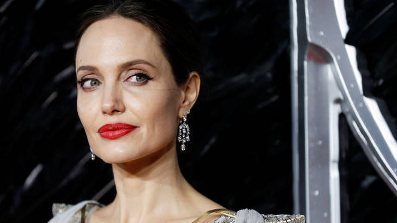 Angelina Jolie. (Reuters)