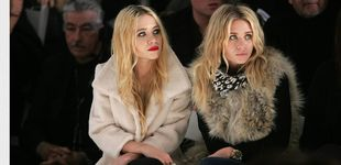 Post de Los botines de las Olsen con una lista de espera digna de Bottega Veneta