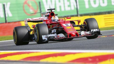 Por qué Vettel puede dejar a Hamilton con una buena 'cara de póker' en Bélgica