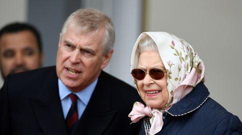 Mamá Isabel II, al rescate de su hijo Andrés: le cubre las espaldas en el último momento