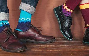 Los cinco zapatos masculinos