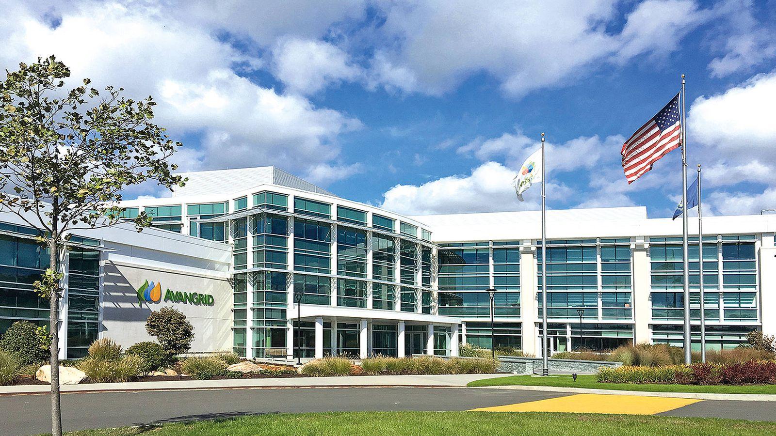 Foto: Sede de Avangrid, filial de Iberdrola, en EEUU