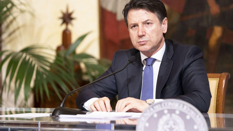 Giuseppe Conte, primer ministro italiano. (Reuters)