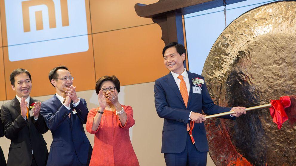Xiaomi cae un 2,9% en su debut en un momento crítico por la guerra comercial