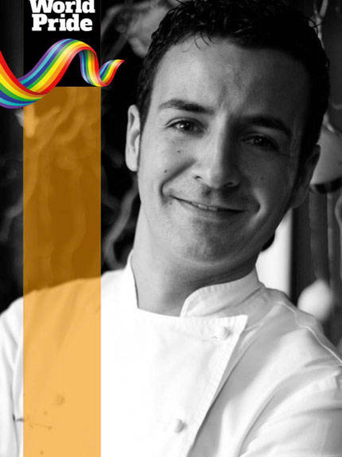 Orgullo LGTBI 2017:Raúl Balam.