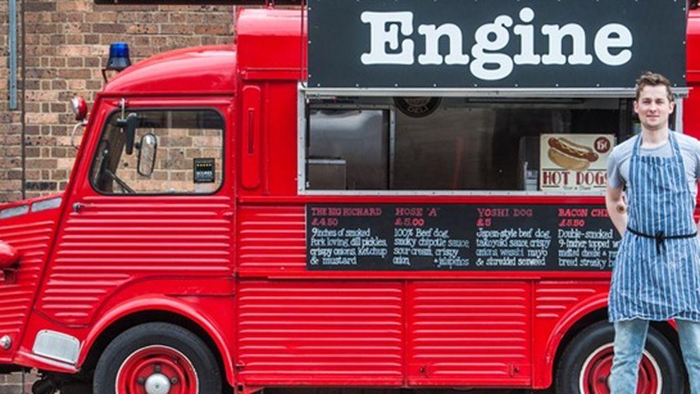 Food trucks: bares con 4 ruedas