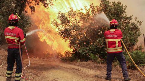El incendio de Portugal podría haber sido provocado según los bomberos