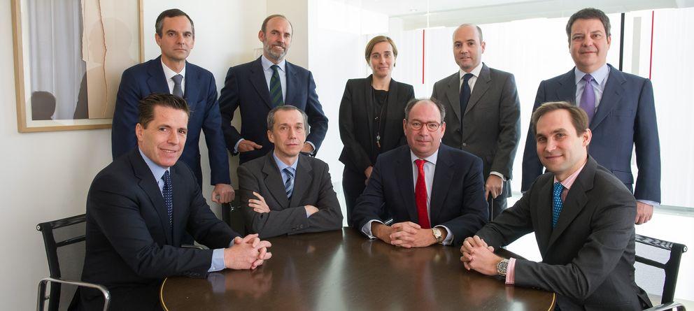 Foto: Los gestores de los vehículos de Sicav Selección