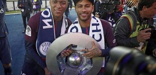 Post de ¿Va a ser capaz Florentino Pérez de fichar a Neymar o Mbappé para el Real Madrid?