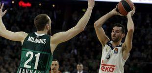 Post de Los triples de Thompkins rompen un partido trampa en Kaunas