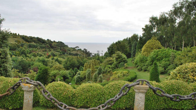 Los jardines ocupan 20 hectáreas. (Idealista)
