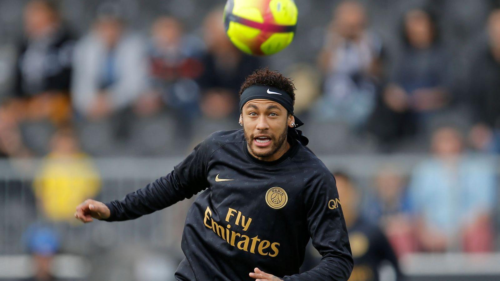 Foto: La salida de Neymar del PSG está cerca. (Reuters)