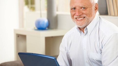 Mi cara es un meme: así vive la fama en primera persona 'Hide the Pain Harold'