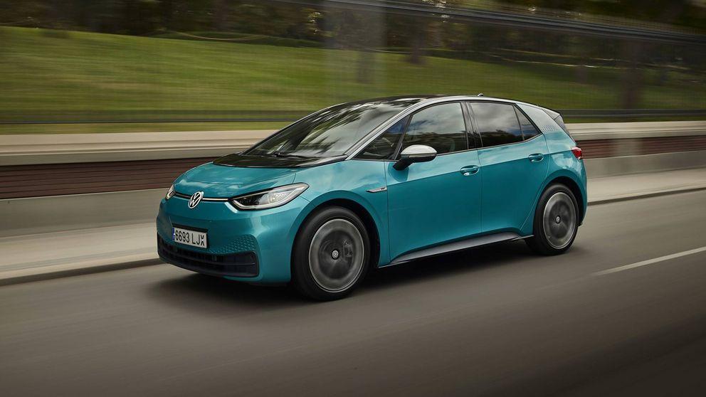 Al volante del Volkswagen ID.3, el coche eléctrico del futuro
