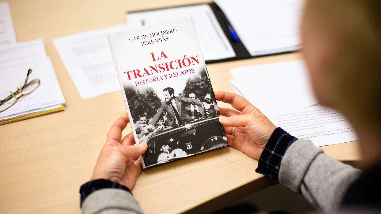 La historiadora Carme Molinero. (Edgar Melo)