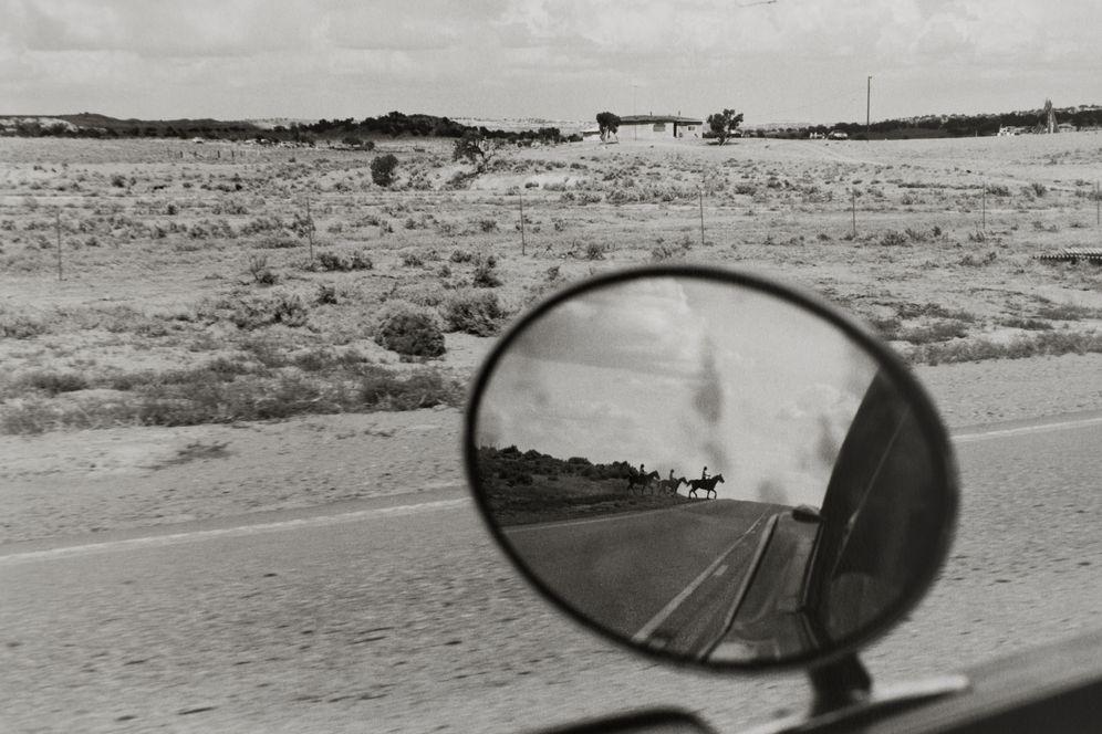 Foto: Bernard Plossu, el fotógrafo que quiere librarnos de la publicidad
