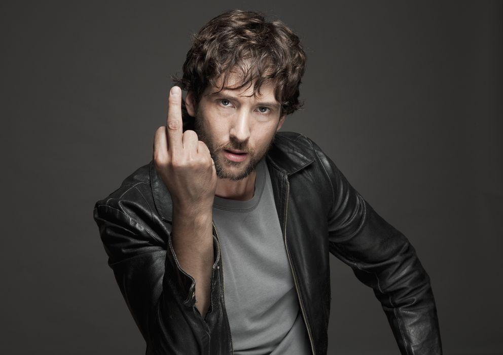 """Foto: Cómo decir """"que te jodan"""" sin tener que levantar ningún dedo. (Corbis)"""