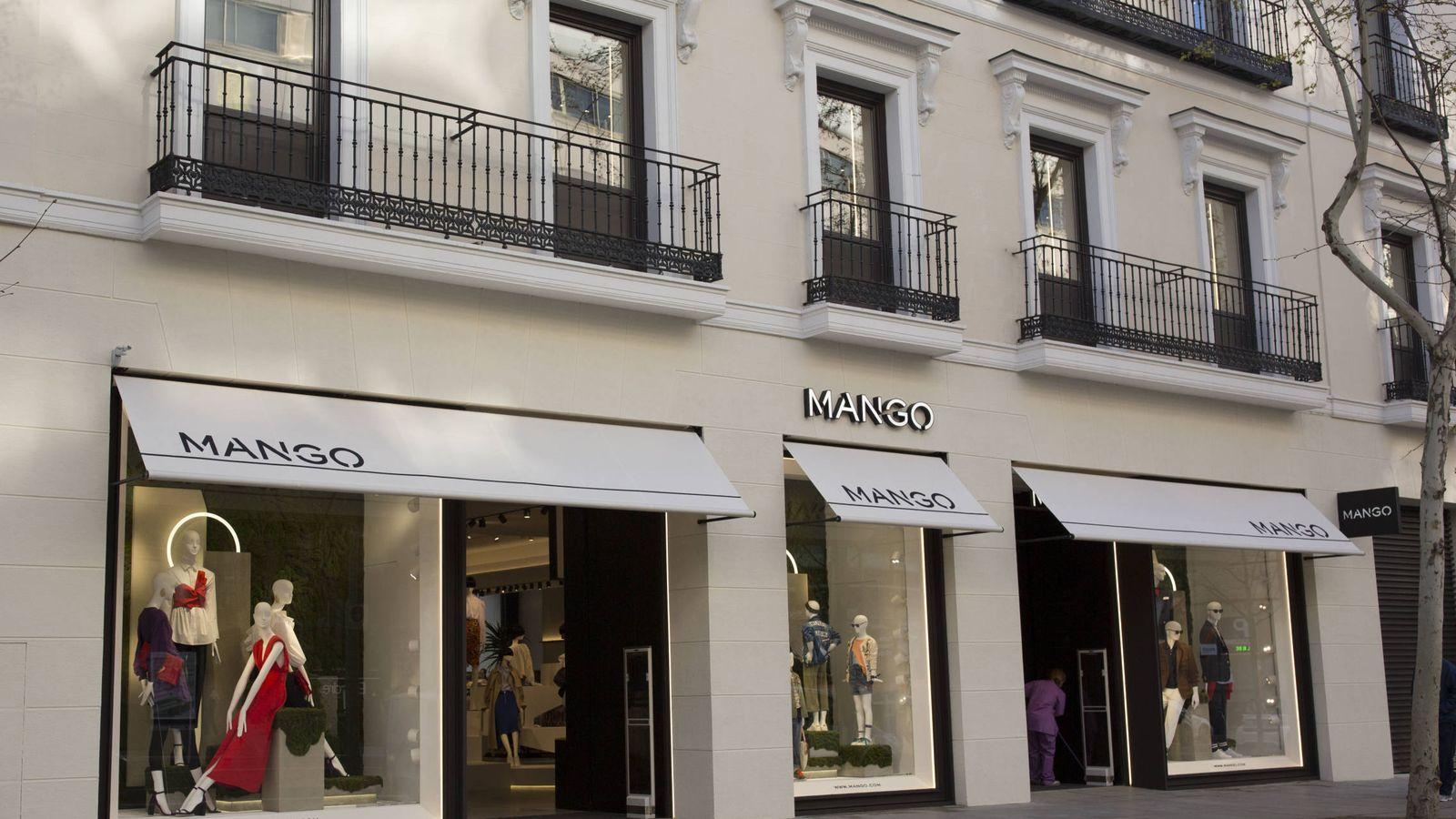 d58742187b3 Noticias de Inditex  Mango cambia de piel y sigue los pasos de Zara para  sobrevivir a internet