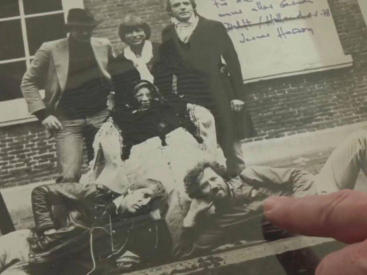 Foto: Werner Herzog en una foto que aparece en 'Dear Werner'. (Llanero)