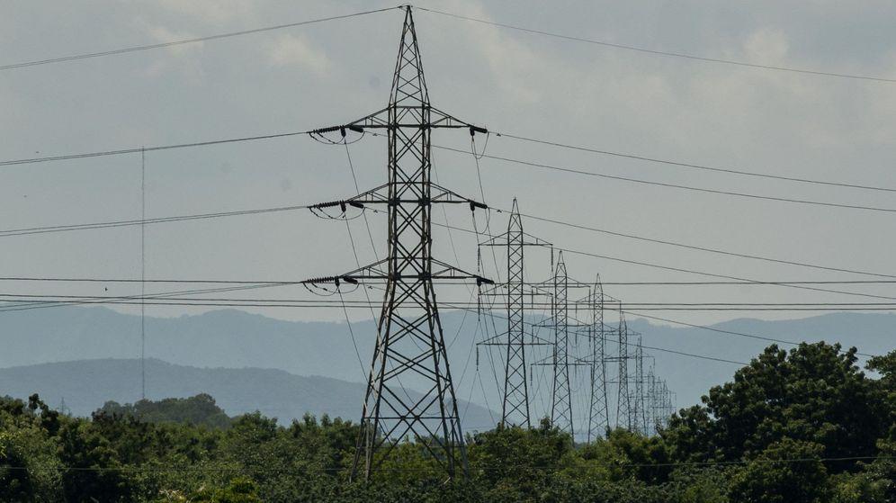 Foto: Torre de energía
