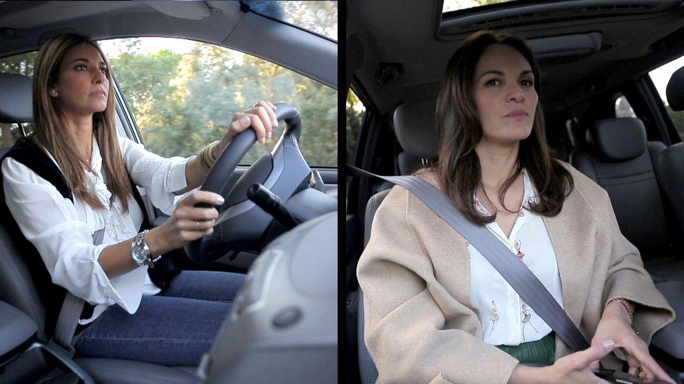 Fabiola Martínez y Mariló Montero se ven las caras en el programa de Bertín