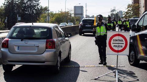 La movilidad interprovincial desde Madrid aumentó un 11% el viernes