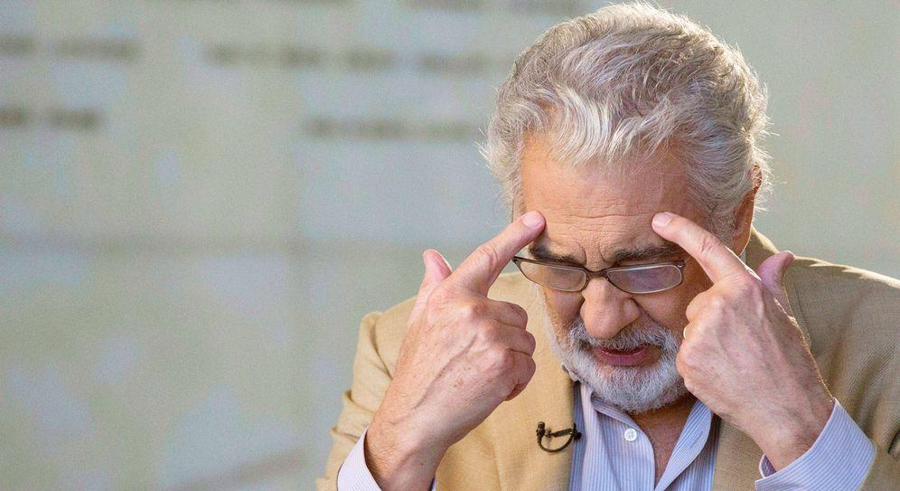 Foto: El tenor Plácido Domingo, en una imagen de archivo. (Reuters)