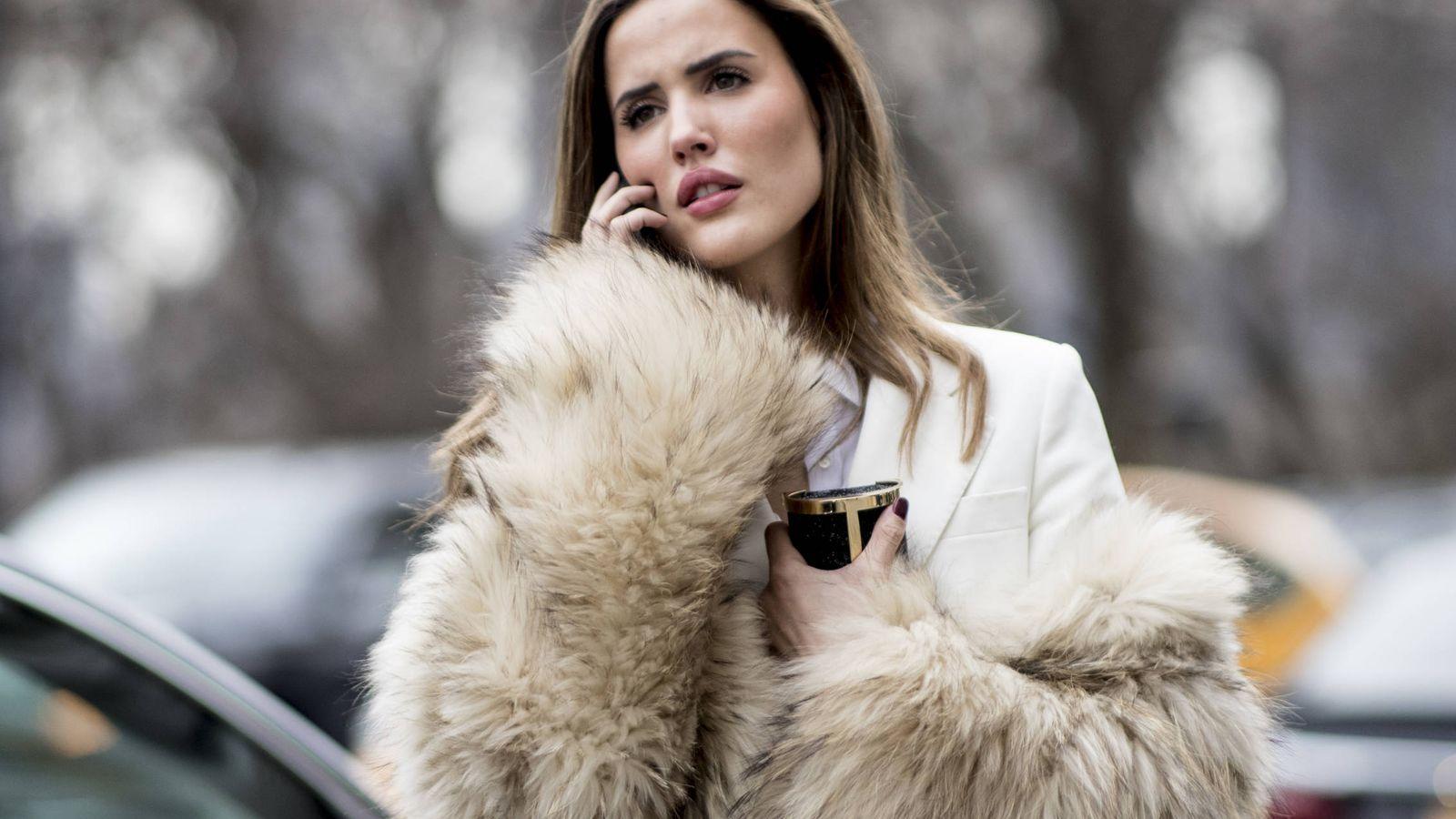 Foto: ¿Piel sin brillos y con la grasa bajo control? El maquillaje puede ser tu solución. (Alex Rivière | Imaxtree)