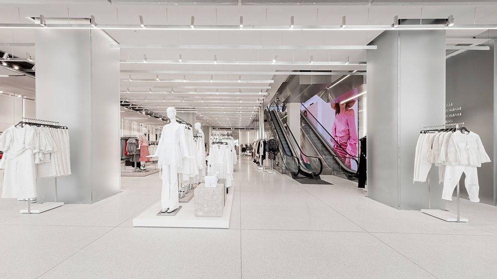 Foto: Entramos en el nuevo Zara de Castellana que desafía los dominios de El Corte Inglés