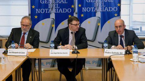 Los notarios registran a 25.000 responsables públicos para luchar contra la corrupción