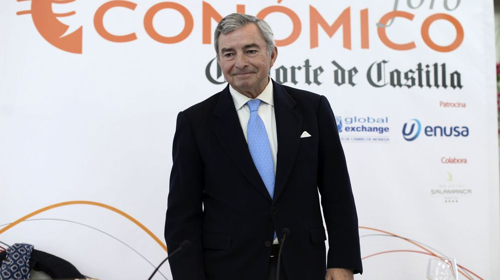 Foto: Javier Vega de Seoane, presidente de DKV y el Círculo de Empresarios. (EFE)