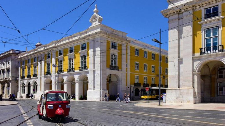 La Pousada de Lisboa, el camino que lleva a Pessoa