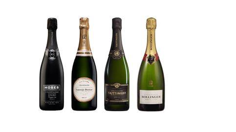 Nueve champagnes franceses distribuidos por bodegas españolas