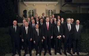 Empresarios piden al Príncipe que la clase política se desenroque