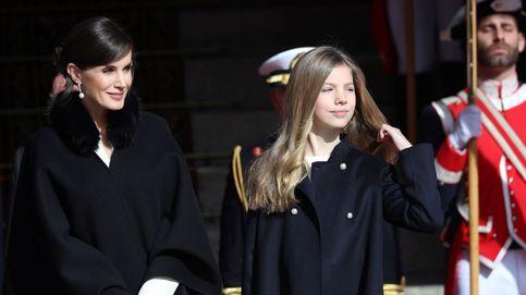 El parecido de la infanta Sofía con un miembro de la familia que ni te imaginas