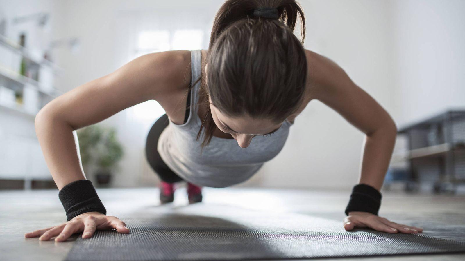 Que ejercicios hacer para bajar de peso en 15 dias