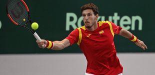 Post de Copa Davis en directo: Pablo Carreño se juega el primer punto para las semifinales