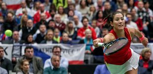 Post de España queda eliminada de la Fed Cup tras perder contra República Checa