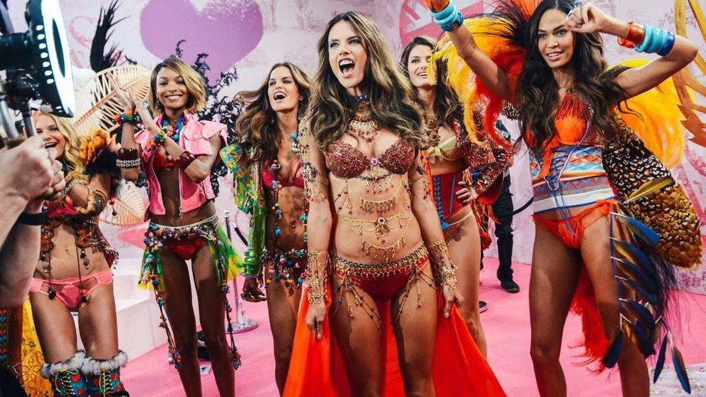 Lady Gaga y Bruno Mars ponen ritmo al desfile de Victoria's Secret