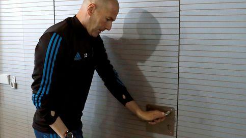 La última lección de Zidane a los periodistas: las filtraciones no son buenas para el Madrid